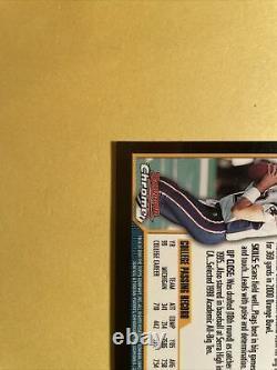 2000 Bowman Chrome ORIGINAL TOM BRADY Rookie #236 Beautiful Card