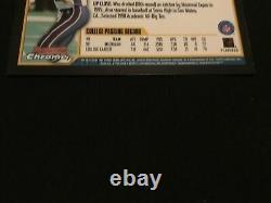 2000 Bowman Chrome TOM BRADY ROOKIE #236 INVEST! GOAT