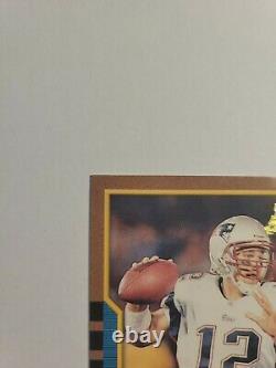 2000 Bowman Tom Brady Rookie Card #236 HOF Investment