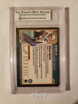2000 bowman chrome 236 tom brady rookie card rc