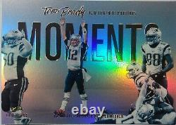 2020 luminance Tom Brady SSP Moments