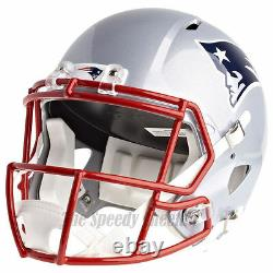 NEW ENGLAND PATRIOTS Riddell Speed NFL Full Size Replica Football Helmet