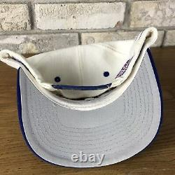 Vintage New England Patriots Logo Athletic Diamond Sharktooth Snapback Hat NFL