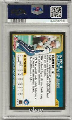 2000 Bowman #236 Tom Brady Rookie Rc 7x Sb Champ Psa 7buccaneers Patriots