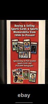 2000 Bowman Chrome Tom Brady #236 Rookie Psa 8 Nm/mt Rc Patriotes Hof NFL Card