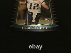 2000 Bowman Chrome Tom Brady Rookie #236 Investissement! C'est Bon.