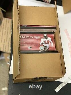 2000 Upper Deck Encore Factory Sealed Football Hobby Box Tom Brady Rc Fasc