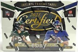 2021 Panini Certified Football Factory Scelled Hobby Box