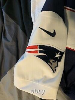 Nike New England Patriots Tom Brady Super Bowl LI 51 Elite Jersey Taille 56