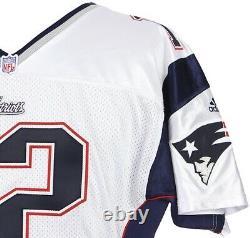 Tom Brady 2001 Game Worn New England Patriots Jersey Mears A5 Loa 1st Starts